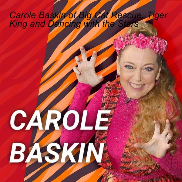 Carole Baskin of Big Cat Rescue, Tiger King and Dancing with the Stars