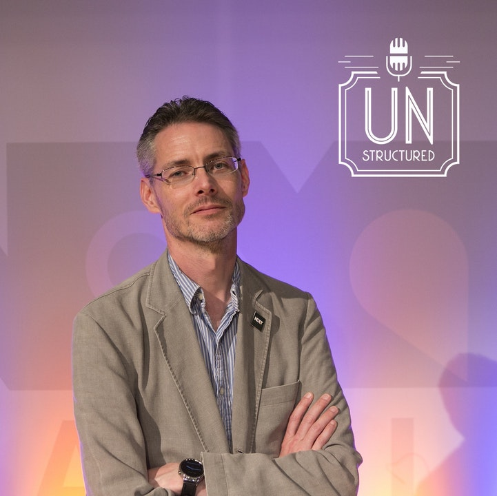 PM2018 - James Cridland is the founder of PodNews