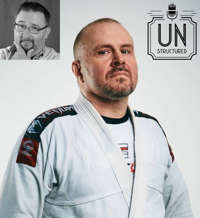Mixed Martial Arts Coach Marco Perazzo w/ Larry Roberts co-hosting