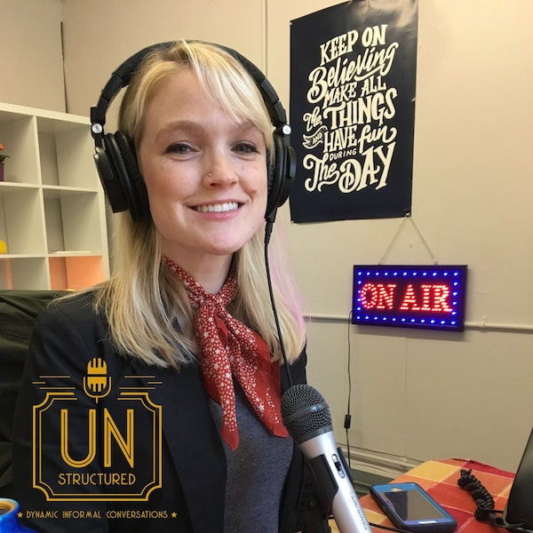 Margy Feldhuhn is the co-owner of Interview Connections, the first dedicated podcast booking agency