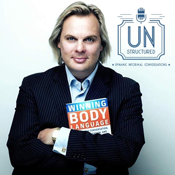 Mark Bowden is a world renowned body language expert [Fixed]