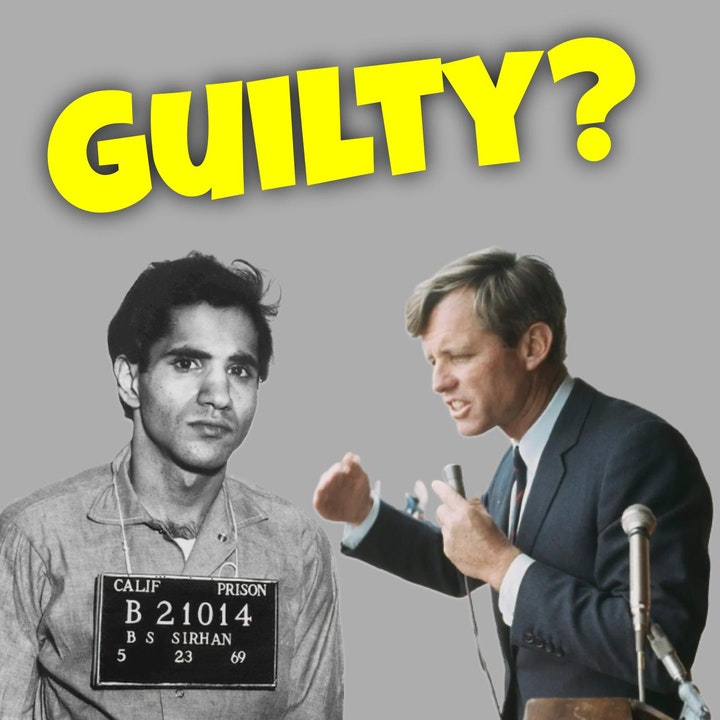 Sirhan Sirhan and the assassination of RFK Part One