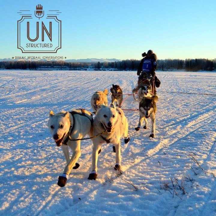 Robert Forto is a musher and dog trainer