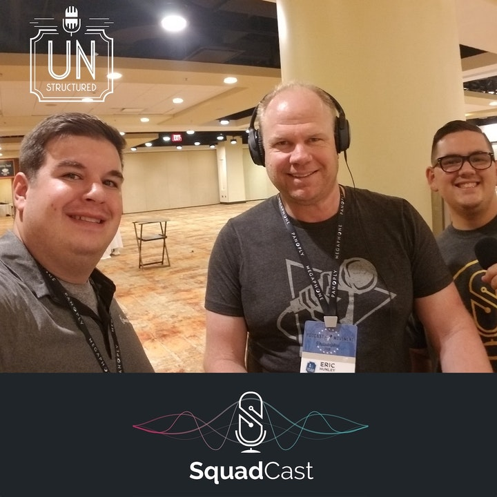 PM2018 - Squadcast: Vince and Zach Moreno discuss their recording system