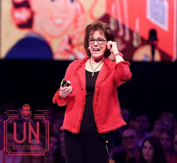 The Original voice of Siri: Susan Bennett