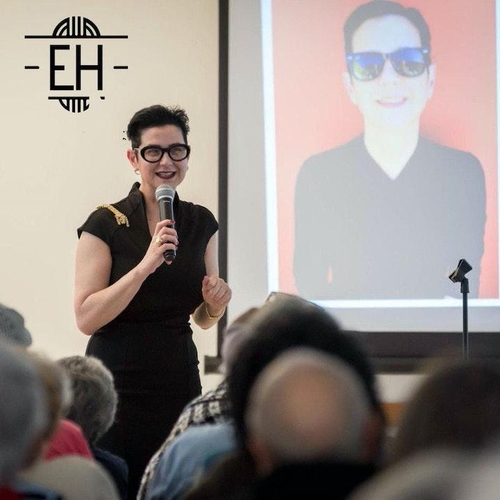 Susan Ibitz is a Human Hacking, Face Reading, Body Language Expert