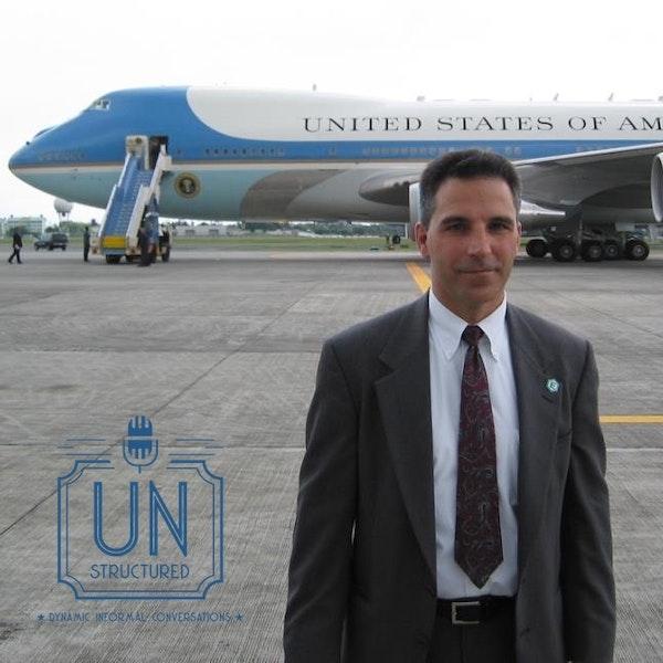 Thomas Pecora was a CIA Senior Security Manager