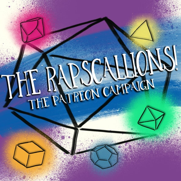 Bonus! Rapscallions, Chapter 1: Welcome to Fizzpark....Again?