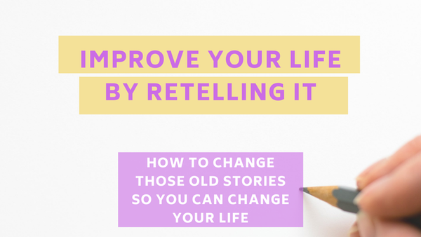 Conversations with Coryelle- Improve your life- Just change your Story! Image