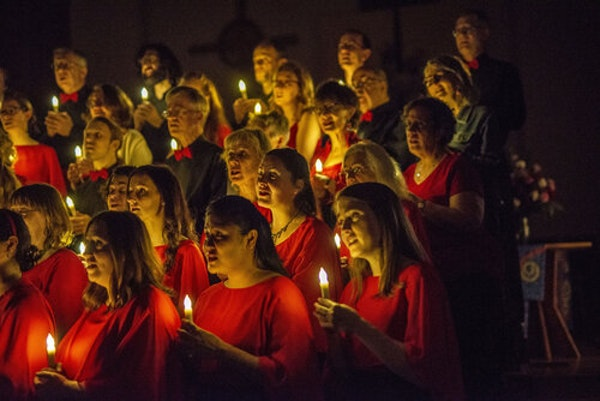 The Lunch Club- The Northwest Firelight Chorale Image