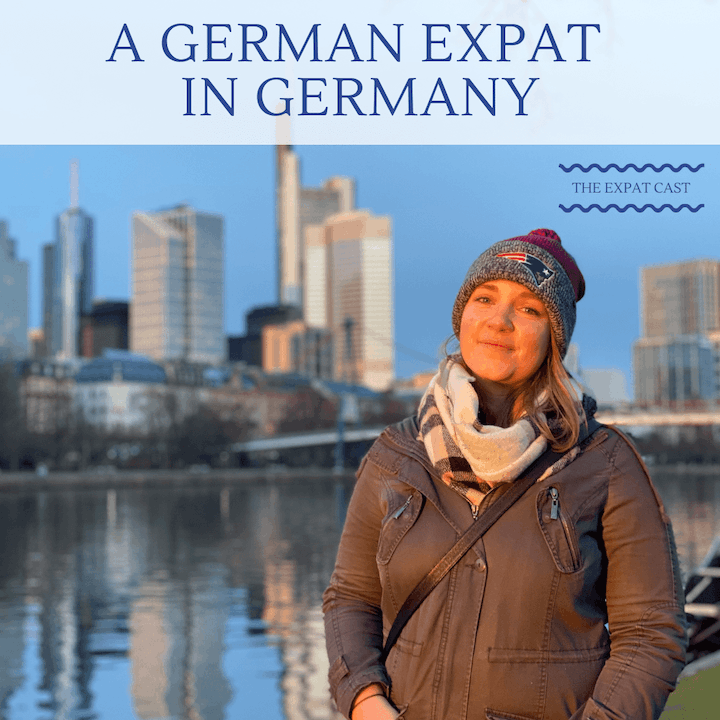 A German Expat in Germany with Martina