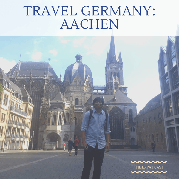 Travel Germany: Aachen with Lawin