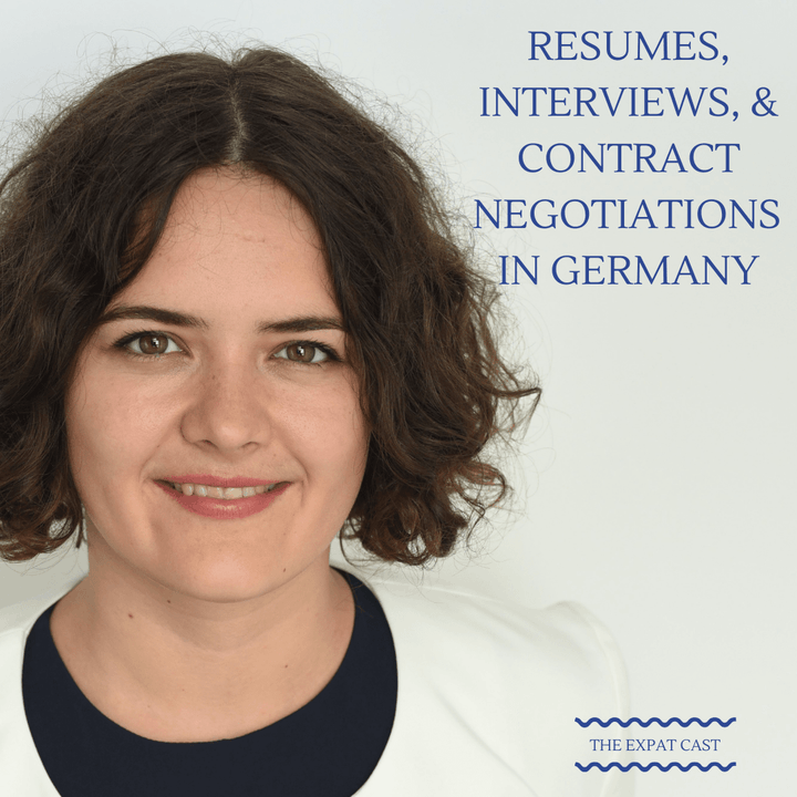 Resumes, Interviews, & Contract Negotiations in Germany with Jana from Meetra