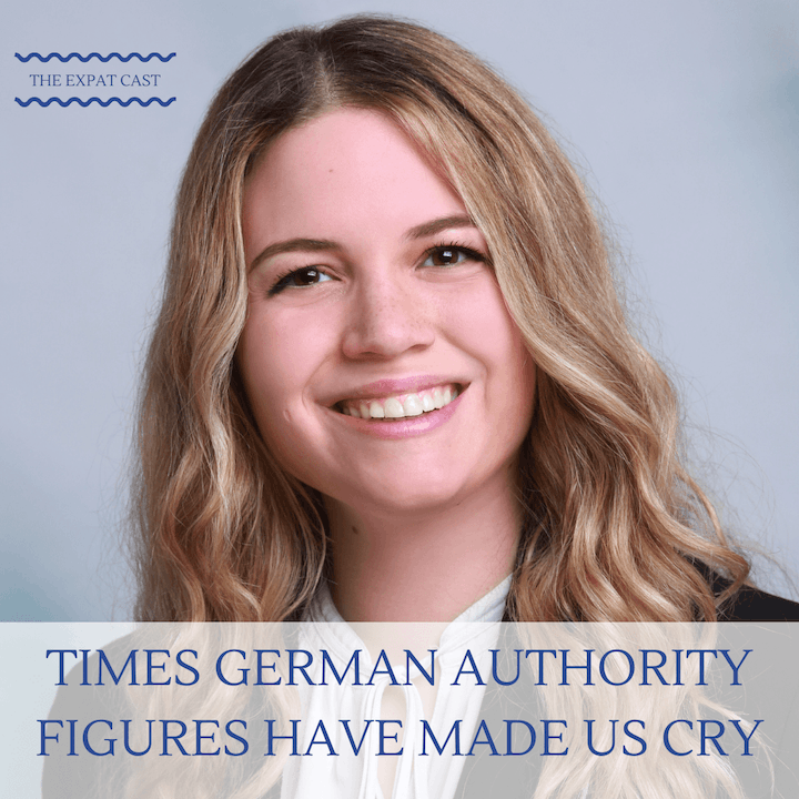 Times German Authority Figures Have Made Us Cry with Martina
