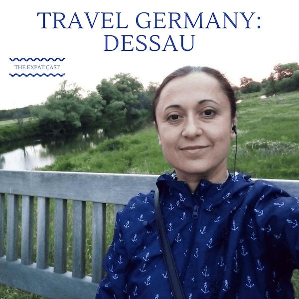Travel Germany: Dessau with Inna