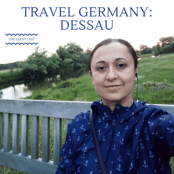 Travel Germany: Dessau with Inna