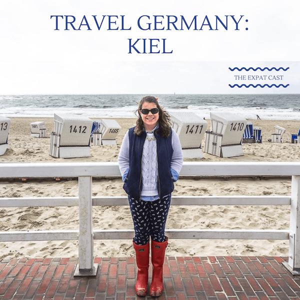 Travel Germany: Kiel with Jordan