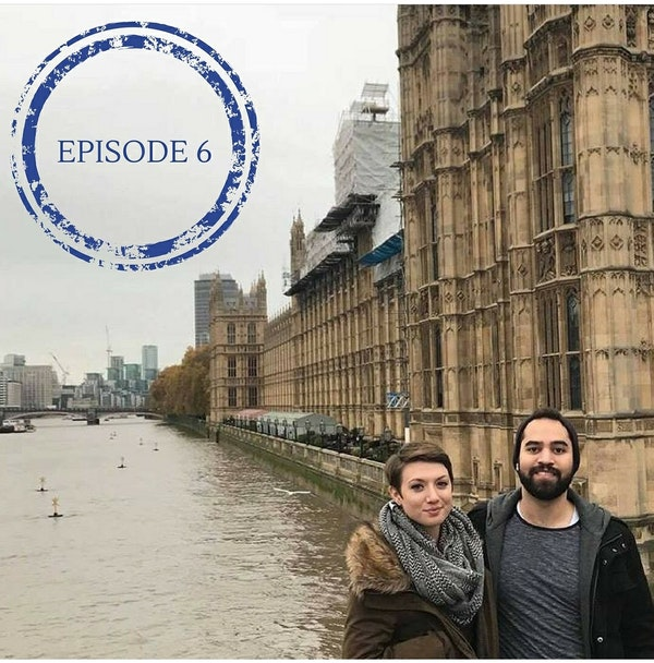 Newlyweds Abroad, Part 2, with Danielle