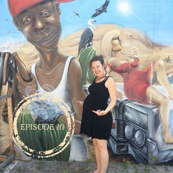 Pregnancy in Germany with Ashley and Appleseed
