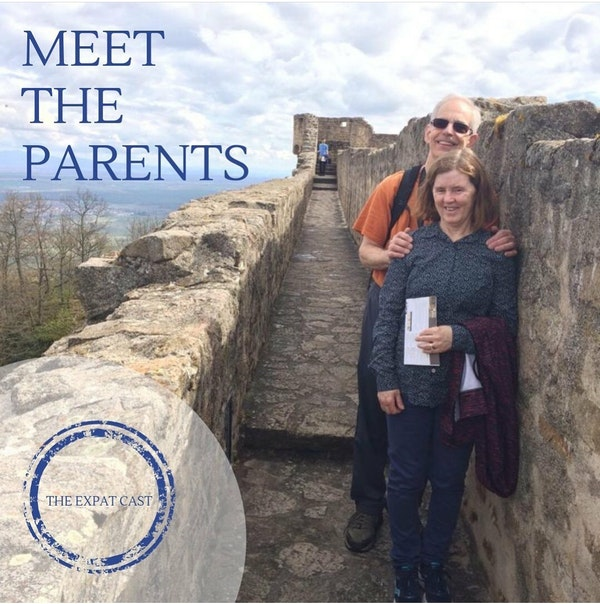 Meet the Parents with Momsie & Popsicle