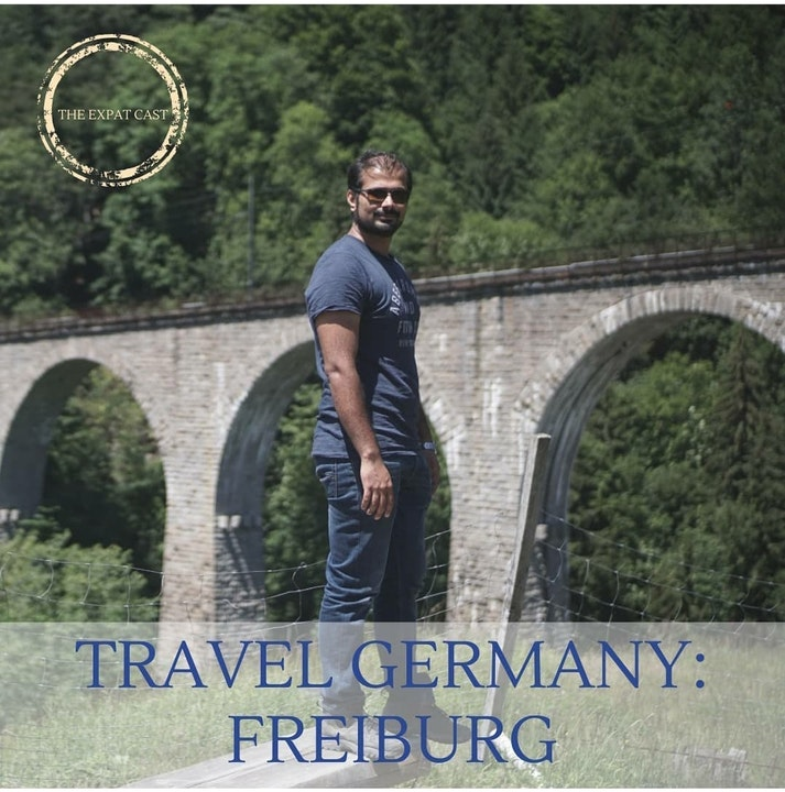 Travel Germany: Freiburg with Jibran