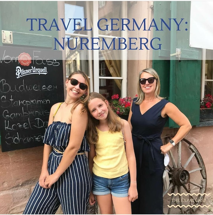 Travel Germany: Nuremberg with Shannon