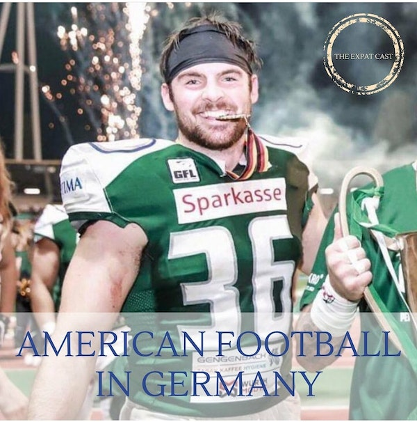 American Football in Germany with Nick from NALF
