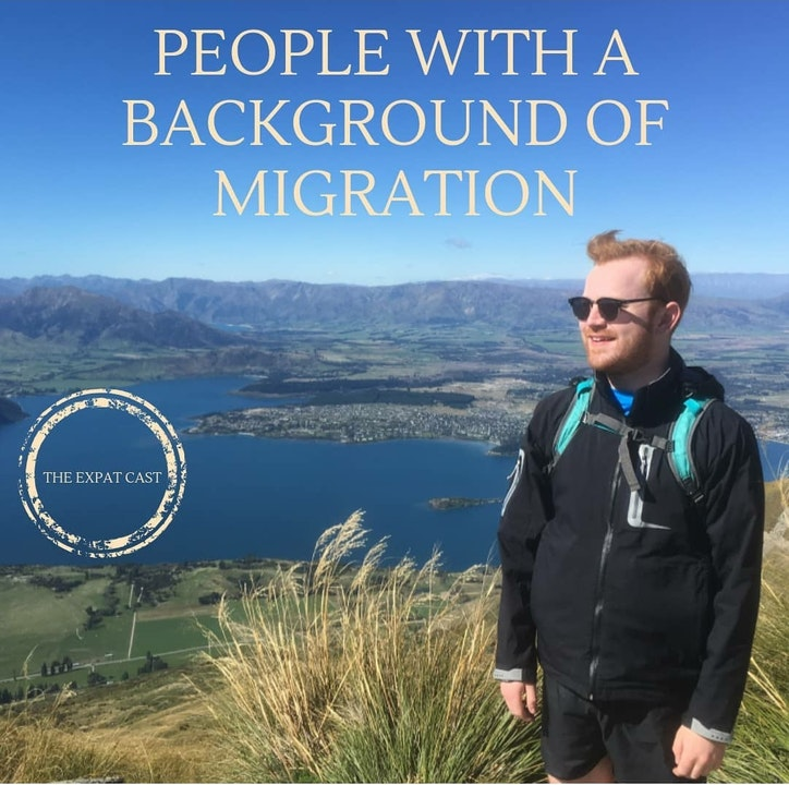 People with a Backround of Migration with Fraser