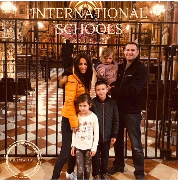 International Schools with Lauren