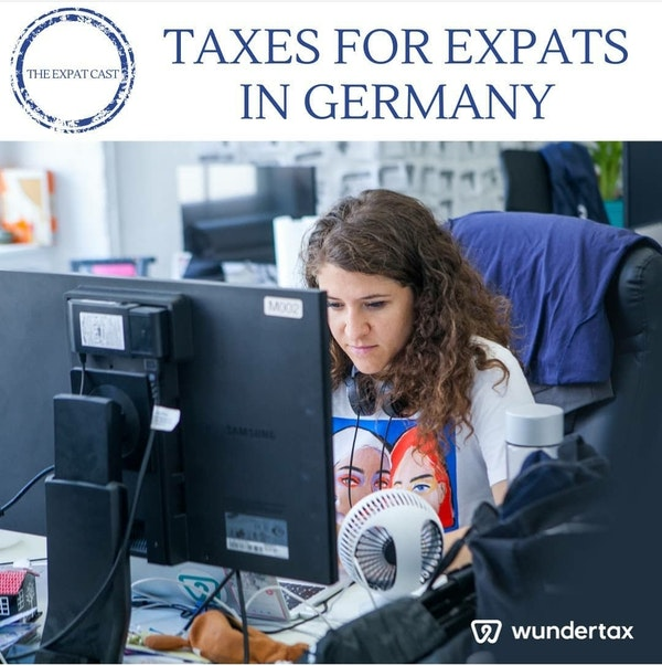 Taxes for Expats in Germany with Agnese from Wundertax