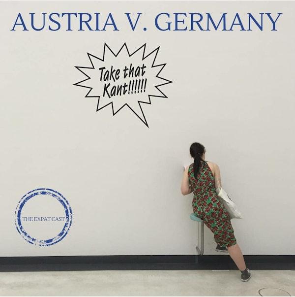 Austria v. Germany with Stefanie