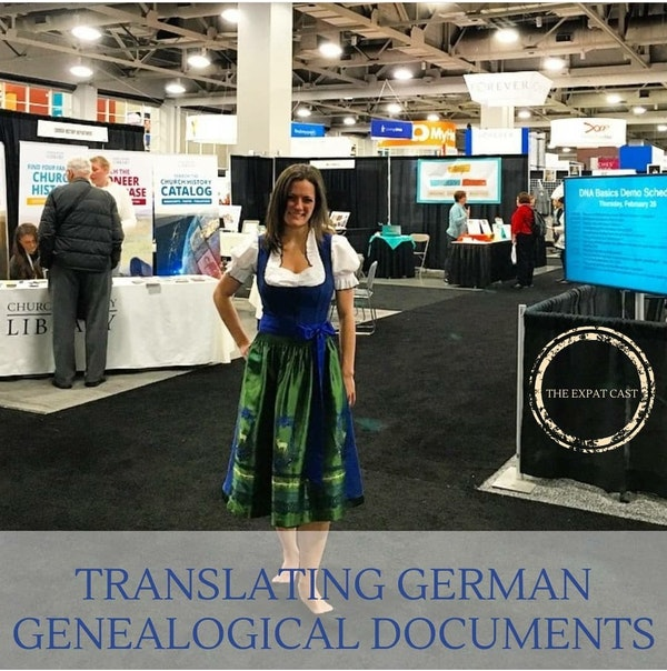 Translating German Genealogical Documents with Katie