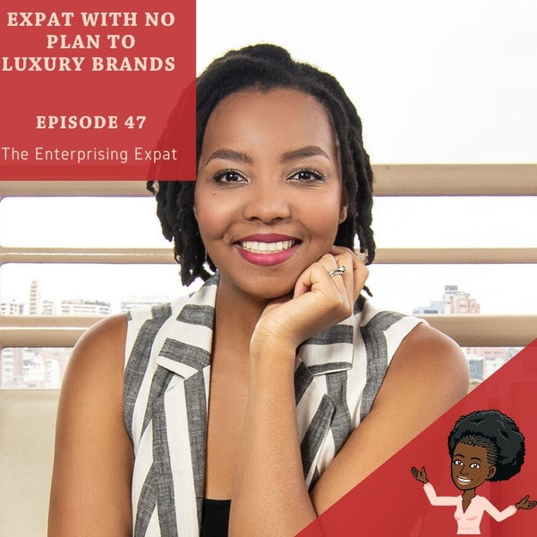 Danielle Tucker From Expat with No Plan to Luxury Brands