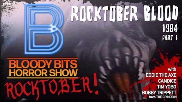 EP72 - Rocktober Blood PT1