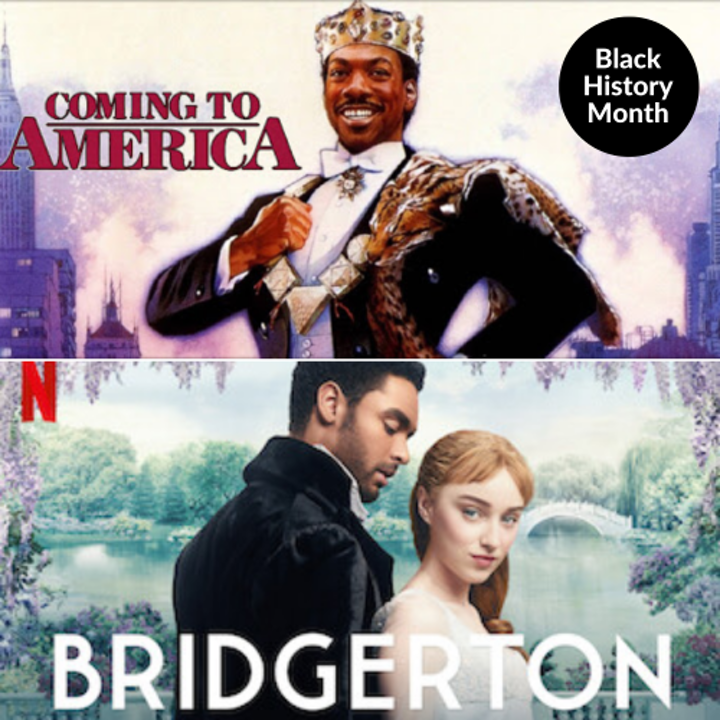 Coming to America and Bridgerton with Nick Lyles