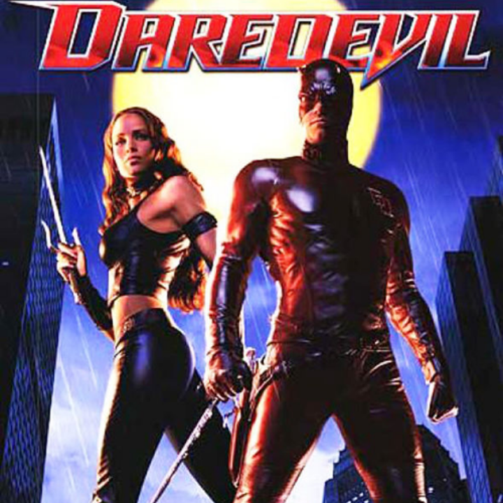 2003 Daredevil with Doug