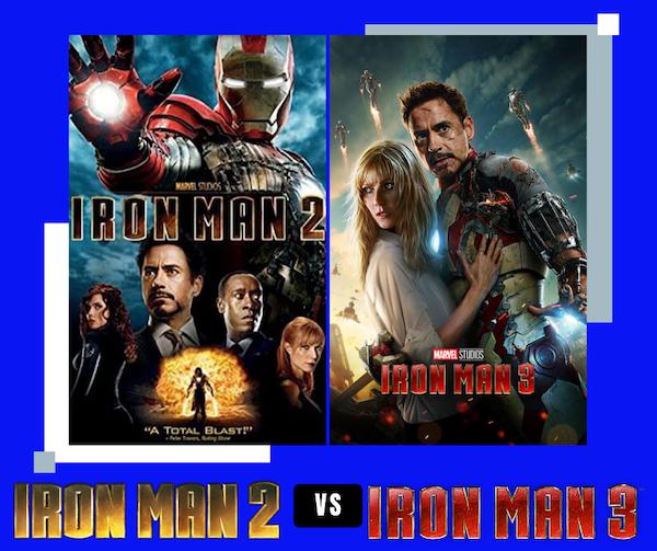 Worst Iron Man film debate Image