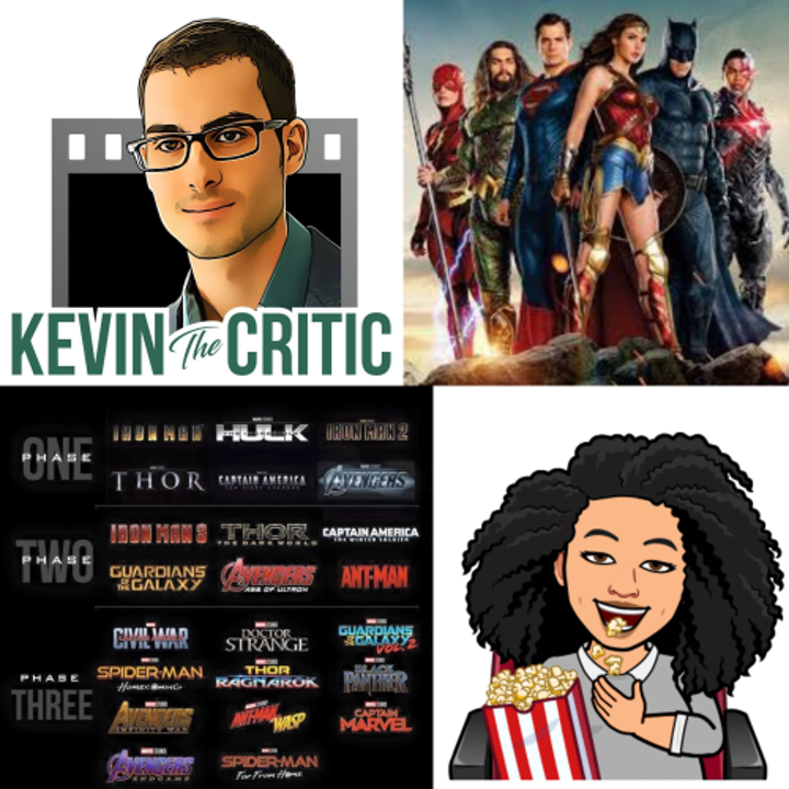 Kevin the Critic stops by to talk superhero films