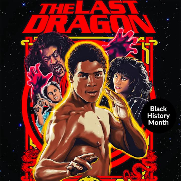 The Last Dragon with Nimbusyosh