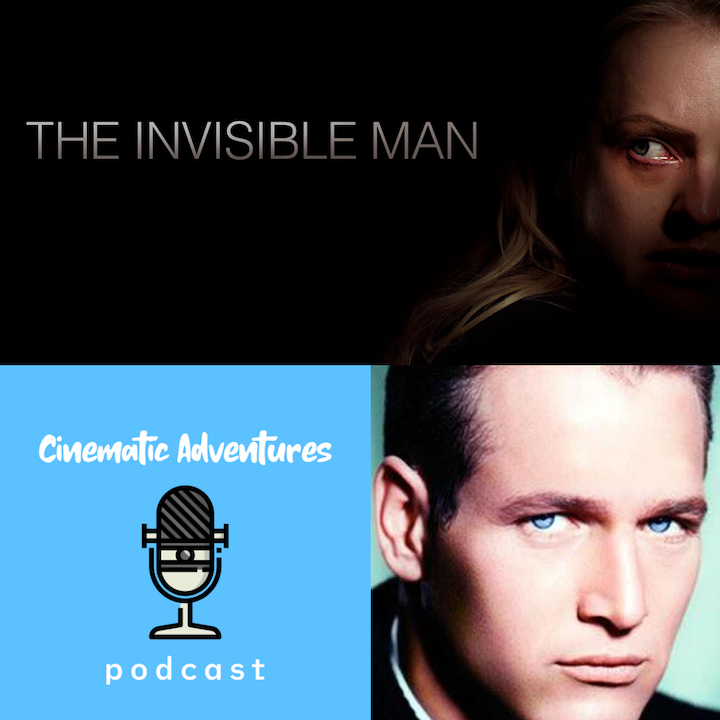 Paul Newman and The Invisible Man