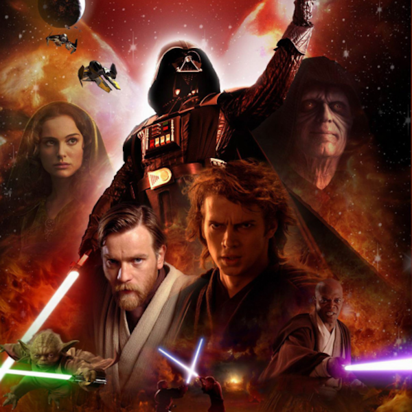 Revenge of the Sith with Vince Image