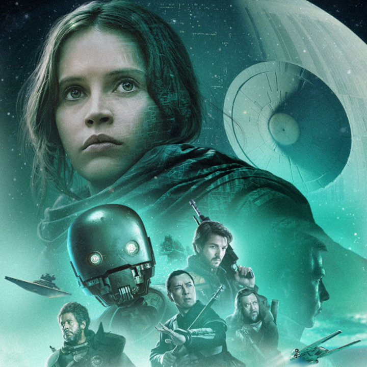 Rogue One and other Star Wars stories with Sean