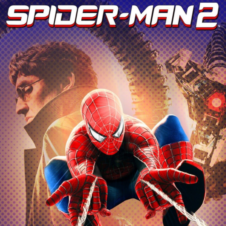 Spiderman 2 with Vince