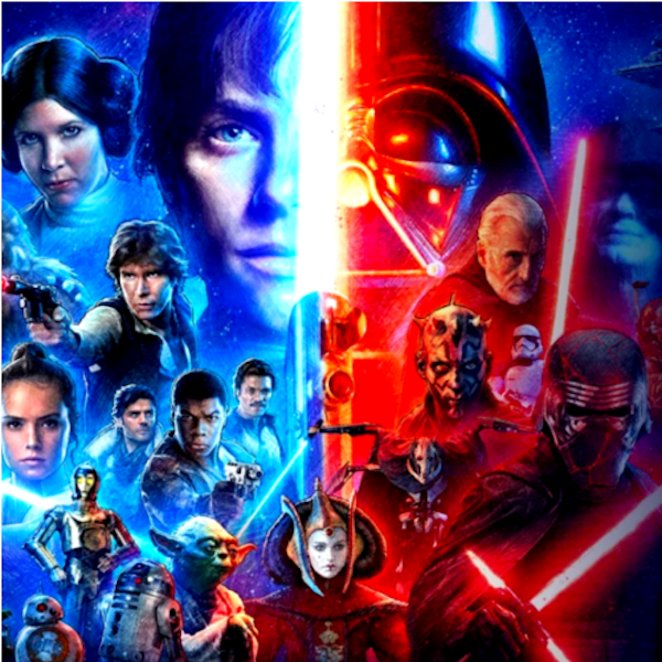 Star Wars Sequels and Clone Wars with Erick Image