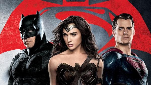 Batman v Superman with Sean Image