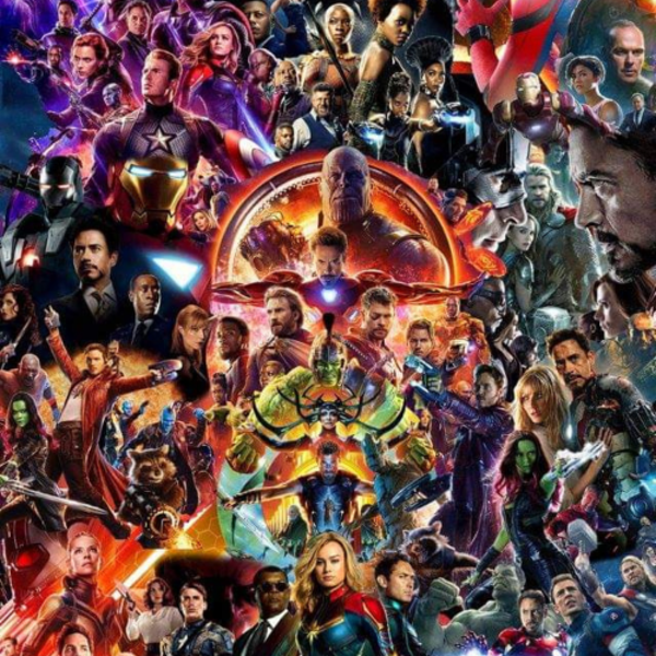 Marvel and other musings with Sean Image