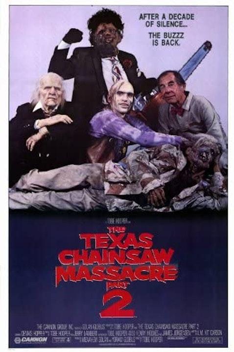 Texas Chainsaw Massacre 2 - 1986