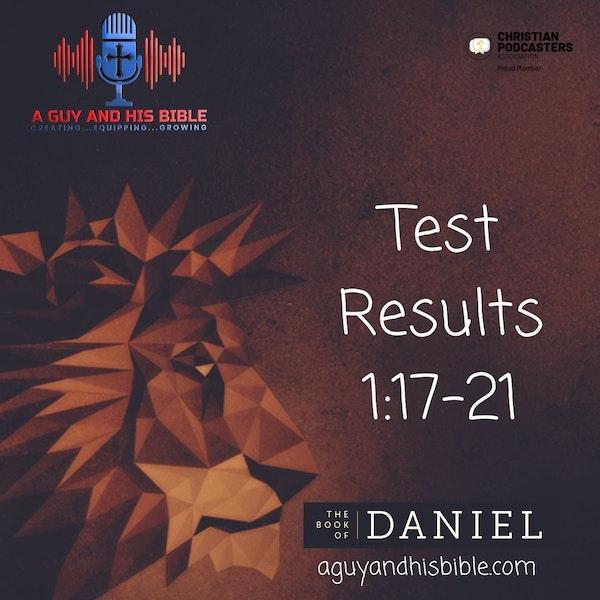 Daniel 1 17-21