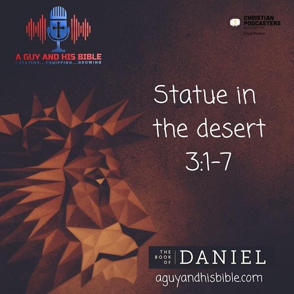 Daniel 3 1-7 Image