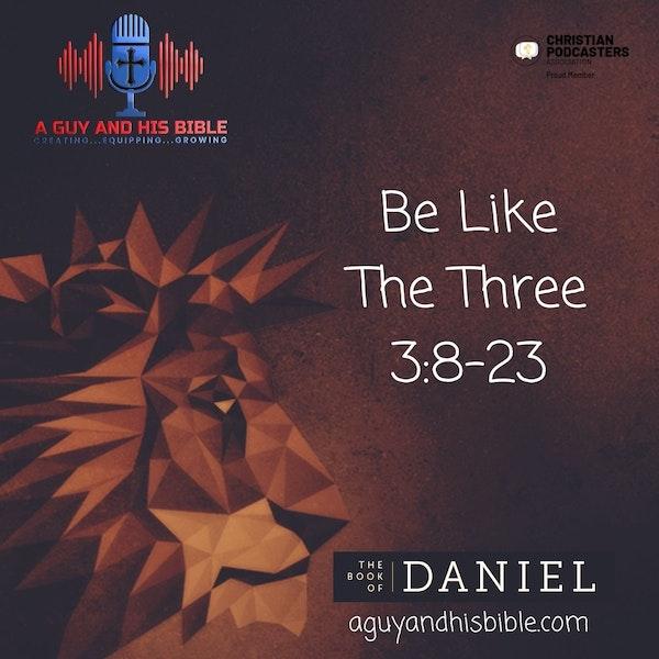 Daniel  3 8-23
